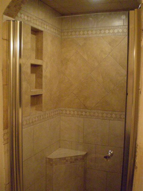 Bathroom Tile Ideas Tiled Shower Stalls Master Bath Shower Stall Master