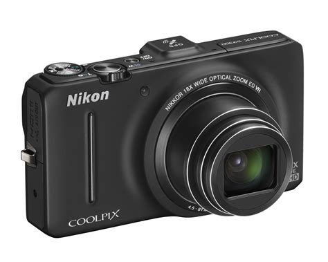 nikon s nikon coolpix s9300 and s series compacts announced