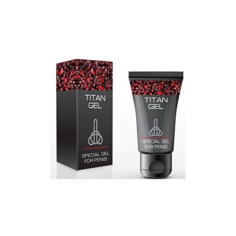titan gel 50 ml by genesis