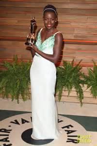 Vanity Fair Oscar 2014 Lupita Nyong O Dress Switch For Vanity Fair Oscars 2014 Photo 3064592 2014 Oscars