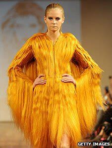 Dress Made From Human Hair Would You Wear It by Uses Of Human Hair