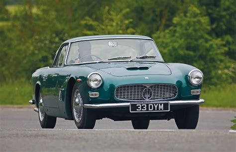 maserati road aston martin db4 vs maserati 3500gt road test drive