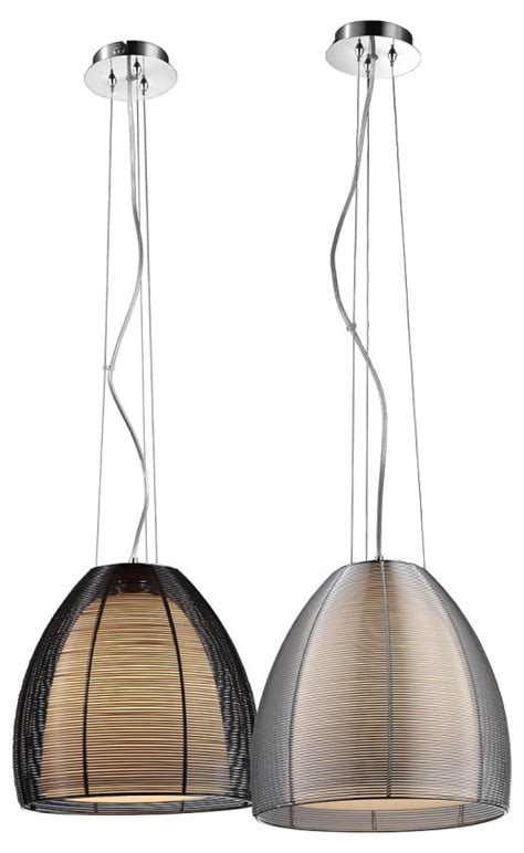 Wire L Shade by Wire Shade Chandelier
