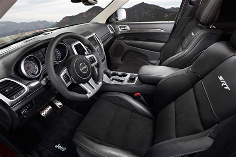 jeep grand interior otomotif modern jeep grand cherokee srt8 2012