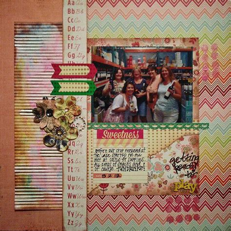 scrapbook layout guide 26 best my work scrapbooking layouts images on pinterest