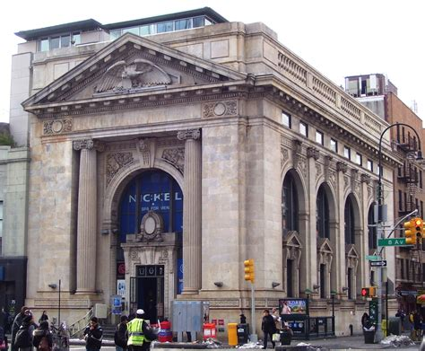 The Banks Show To New York by File New York County National Bank Building Jpg