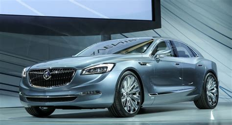 gmc sedan concept gm execs say buick is ready for flagship sedan