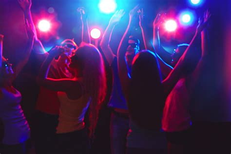 Children S Room disco bar