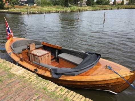 noorse sloep te koop noorse snekke te koop houten sloep advertentie 775649