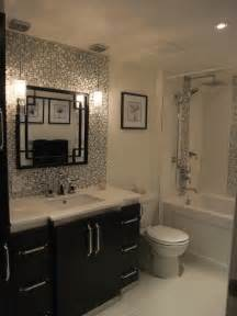 Small Bathroom Makeover Pictures - a stylish bathroom makeover on a budget small bathroom pendant lighting and vanities