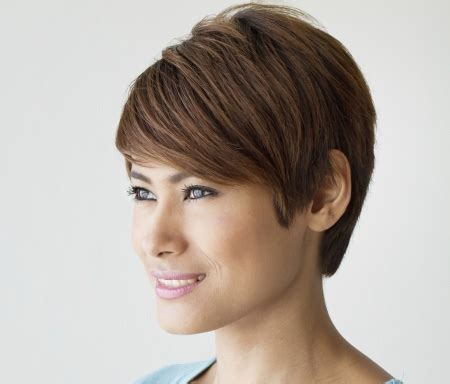 wedge with choppy layers hairstyle beguiling wedge hairstyles for women to achieve a