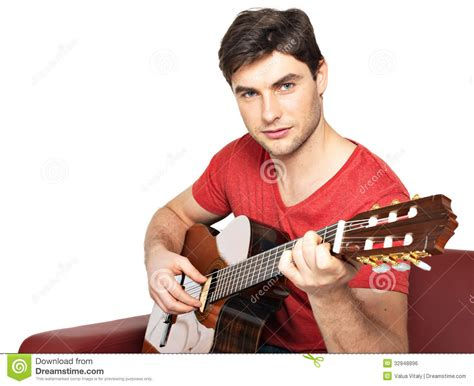 Who Is The Guy That Plays Guitar And Sings On The New Direct Tv Commercials | smiling guitarist plays on the acoustic guitat royalty