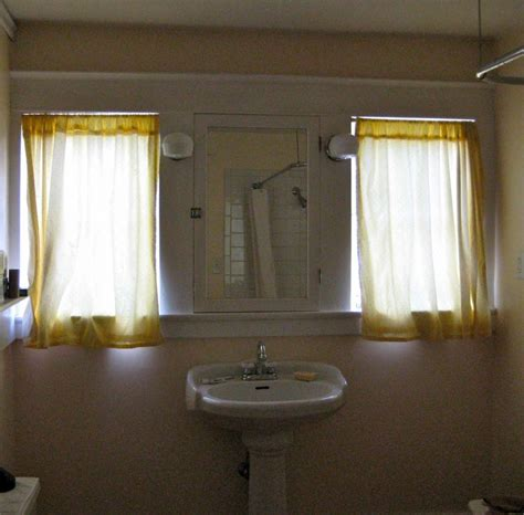 small bathroom window curtain ideas design options for applying your classic simple and