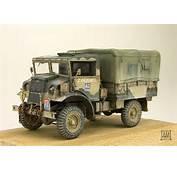 British 15 CWT Truck  Italeri 1/35 CMP Army