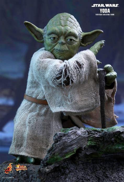 Toys Mms369 Wars Episode V Jedi Master Yoda 1 6 Figure yoda wars episode v the empire strikes back jedi