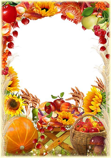 cornici autunno cornici foto doni dell autunno