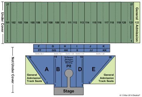 allentown fairgrounds seating chart allentown fairgrounds tickets in allentown pennsylvania