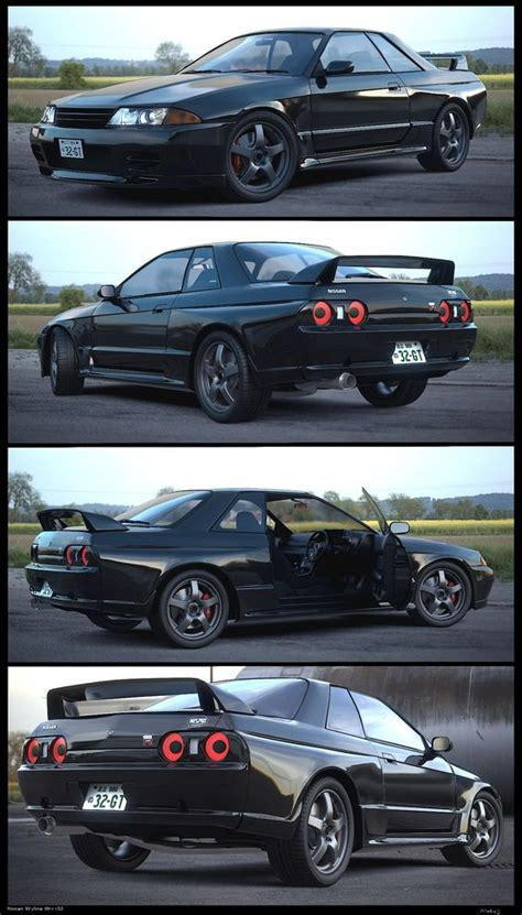 Nissan Skylines In The Us by Nissan Skyline R32 Its A Shame They Re Illegal Here In