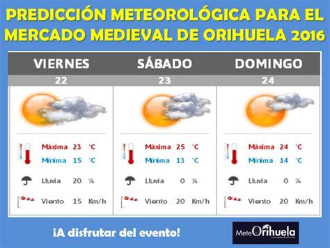 Prediccion Del Mercado De Valor Es Para El 2016 | predicci 243 n meteorol 243 gica para el mercado medieval de