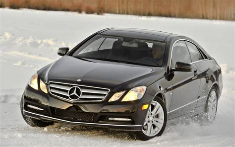 how to fix cars 2012 mercedes benz e class auto manual mercedes benz 4matic winter experience motor trend