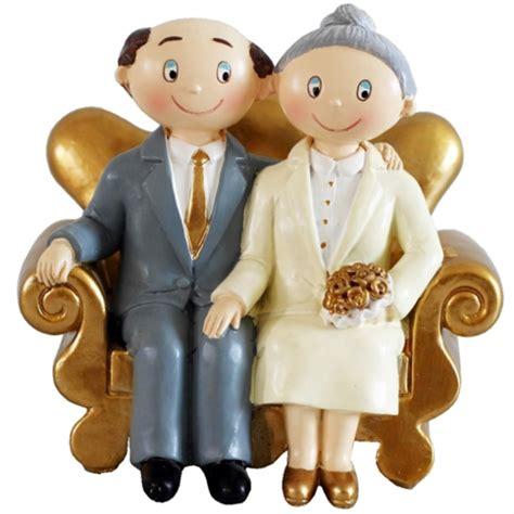 dekoration goldene hochzeit ballonsupermarkt onlineshop de goldhochzeitspaar auf dem