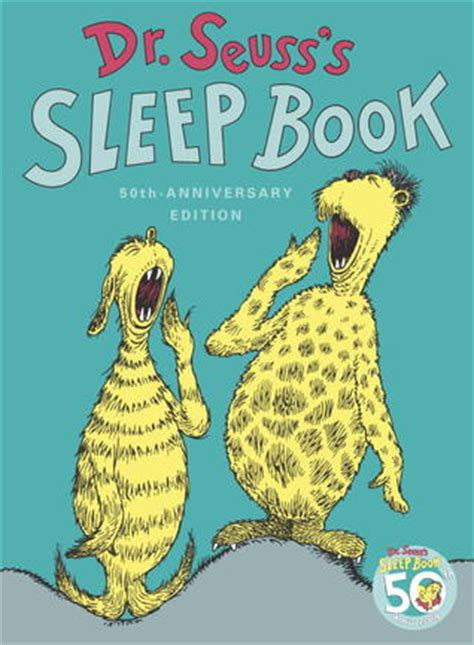 the sleeping books the sleep book by dr seuss reviews discussion