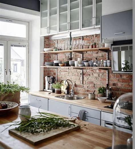 cocinas rusticas de madera piedra ladrillo  disenos espectaculares