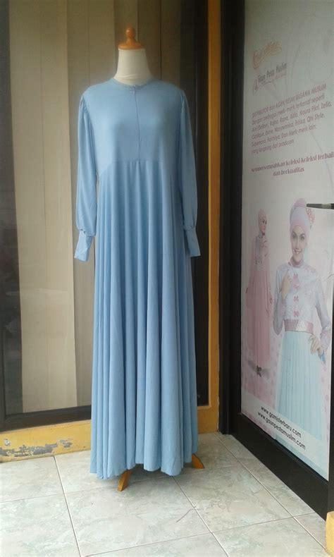 umbrella mint tua baju muslim gamis modern