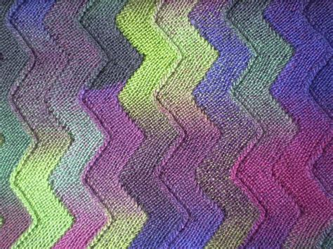 free zig zag knit pattern ten stitch zigzag knit pattern crochet or knit afghans
