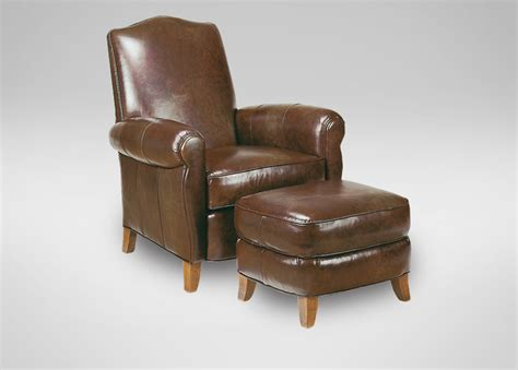 Ethan Allen Leather Chairs by Leather Chair Ethan Allen