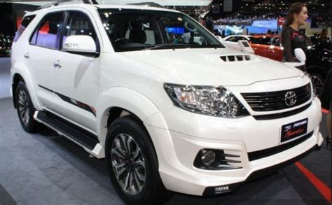New Toyota Models In India New Toyota Fortuner 2015 Model In India 2017 2018 Best