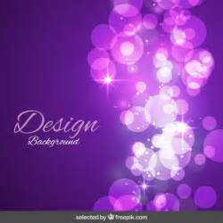 purple shiny bubbles background vector free download