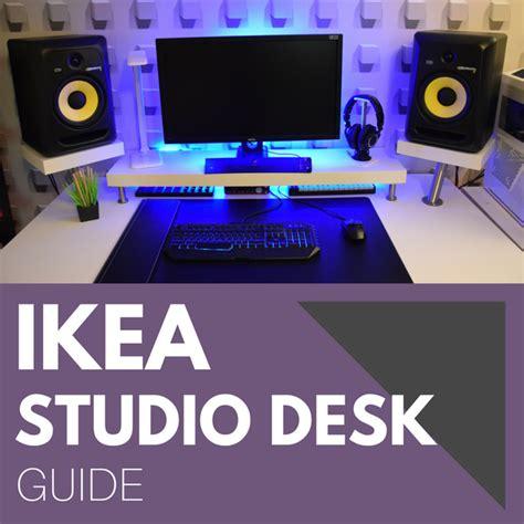 ikea studio desk guide pro producers