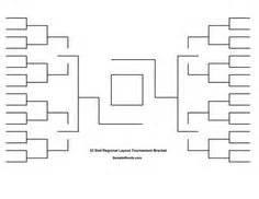 32 team tournament bracket wide version free printable 32 team tournament bracket wide version