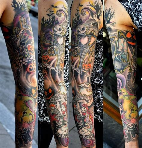 the nightmare before christmas tattoos 25 best ideas about nightmare before on