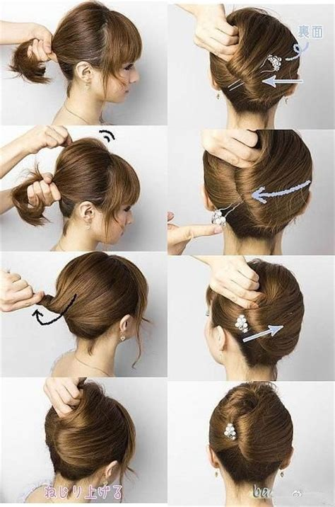simple and easy hairstyle top 15 simple hairstyle tutorials trendy mods
