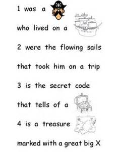 month poetry pirate ships children poem mop14 children children poems pirates