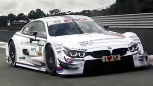 2014 bmw m4 dtm reveal racing