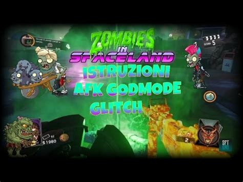 zombie solo tutorial zombie in spaceland afk without god mode tutorial glitch