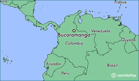 bucaramanga map where is bucaramanga colombia bucaramanga santander