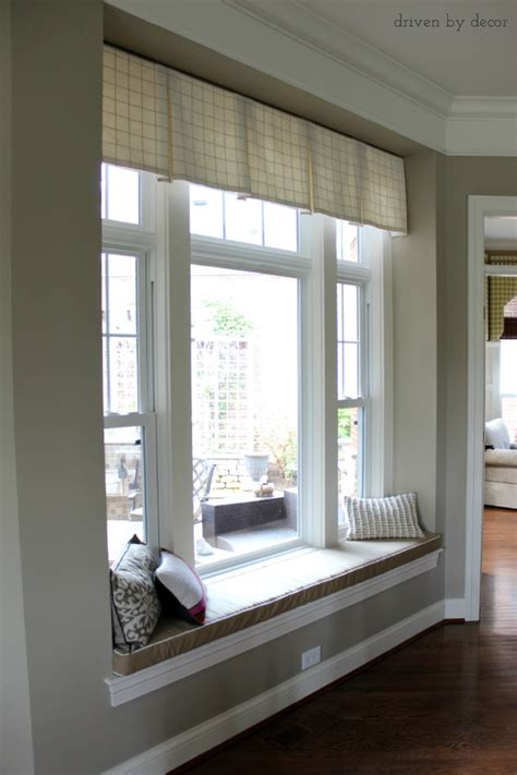 Window Treatments For Bow Windows window treatments for those tricky windows driven by decor