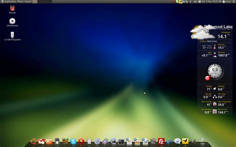 desk top ubuntu 10 04 desktop and netbook redwood