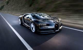 With Bugattis Chiron Bugatti