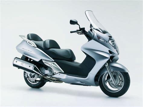 Honda Silverwing Motorcycle 2010 Honda Silver Wing