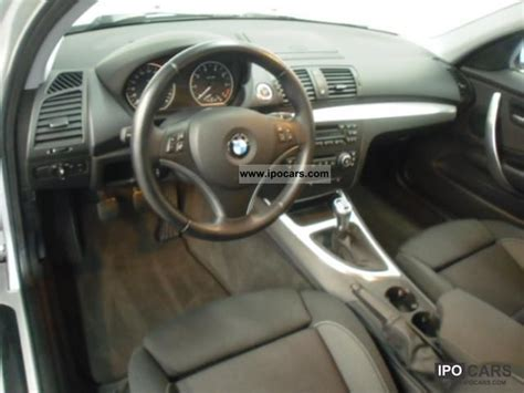 Bmw 116i Interior by 2007 Bmw 116i 5 Door Car Photo And Specs