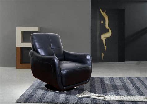 full leather chair modern living room swivel chair leather chair  chrome ebay