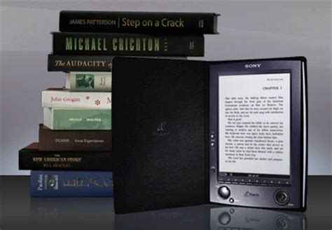 format ebook sony choosing an ebook reader why format needs to come first