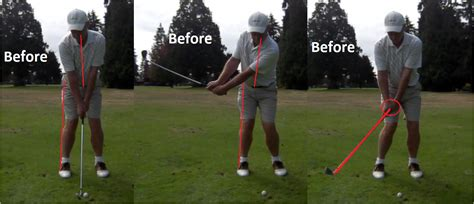 right hand dominant golf swing increase your lag just like learning group member frank