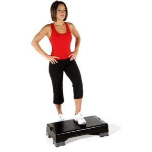 exercise equipment step stool best aerobic stepper reviews drenchfit