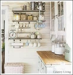 Kitchen Shelves Instead Of Cabinets Cottage Kitchens Ideas Cottage Home Decorating Ideas